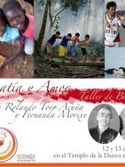 Empatía y Amor: Taller de Biodanza con Rolando Toro y Fernanda Morixe