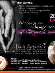 Taller de Masaje Sensual (28 y 29 enero)