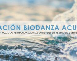Formación Biodanza Acuática