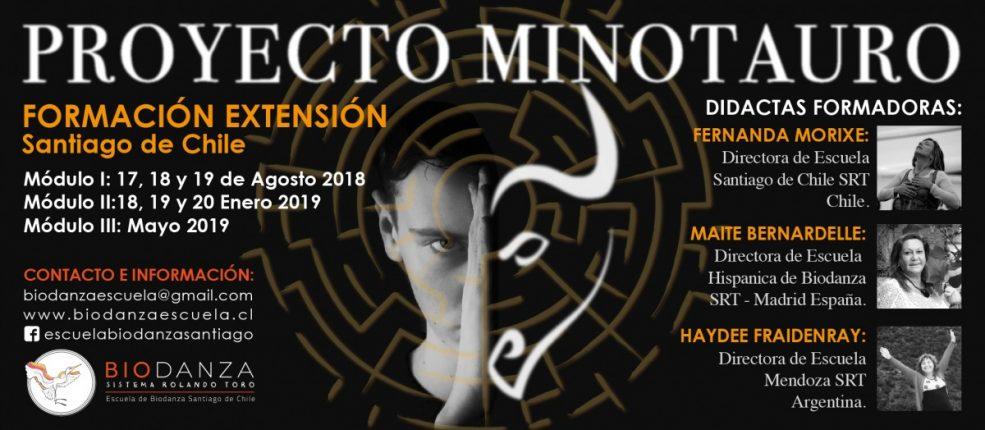Formación Proyecto Minotauro